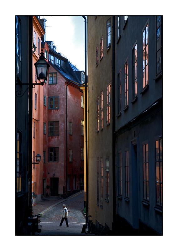 Стоки и холмы Стокгольма. Изображение № 5.