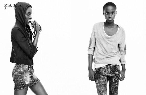 Рекламные кампании: Oysho, Zara и другие. Изображение № 32.