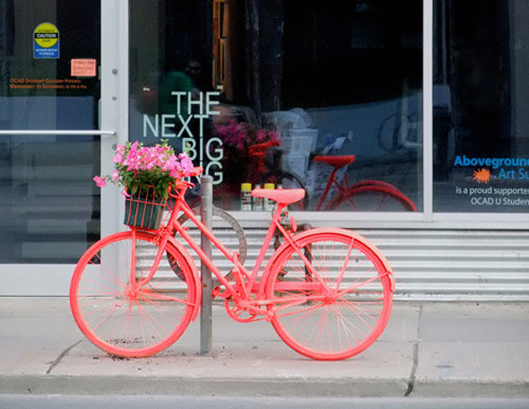 Good Bike Project: велосипед как искусство. Изображение № 23.