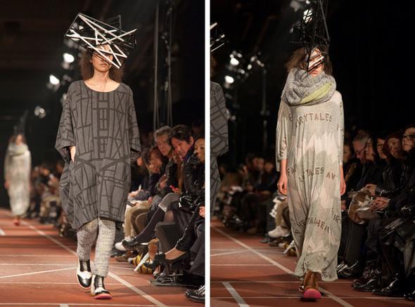 Japan Fashion Week AW 2010 - 2011. Изображение № 26.