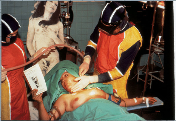 ОРЛАН: тело как предмет искусства. Изображение № 6.