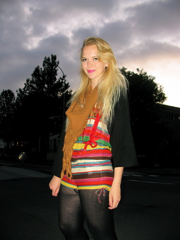 REYKJAVIK STYLE: блондинки, магия инемного стрит-фэшн. Изображение № 3.