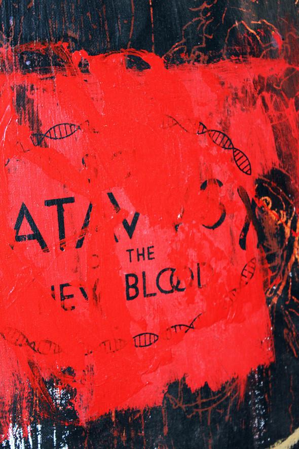Изображение 24. Nicolas Pol 'Sick Atavus of the New Blood'.. Изображение № 24.