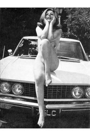 Части тела: Обнаженные женщины на фотографиях 50-60х годов. Изображение № 77.