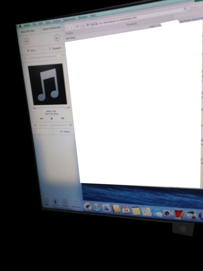 Опубликованы фото возможного редизайна OS X . Изображение № 1.