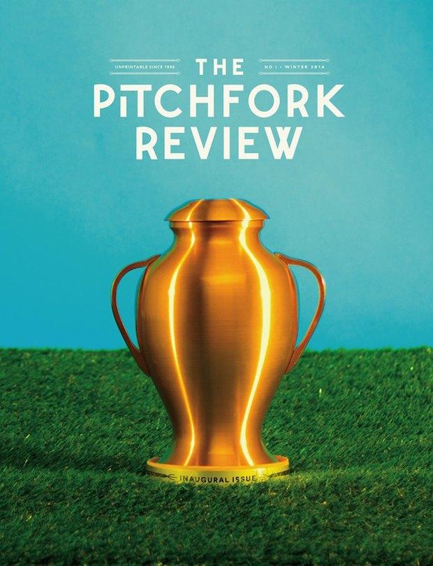 Pitchfork станет печатным журналом. Изображение № 1.