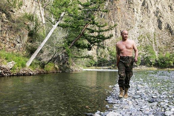 Какпроводят отпуск лидеры стран. Изображение № 2.