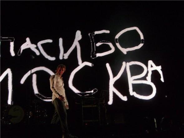 22 ноября вМоскве состоялся концерт A-ha. Изображение № 3.