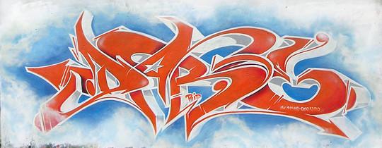 Интервью с граффити райтером Stan One. Изображение № 7.