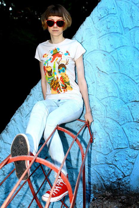 SHUTTLE – Интернет-магазин космических футболок. Изображение № 12.