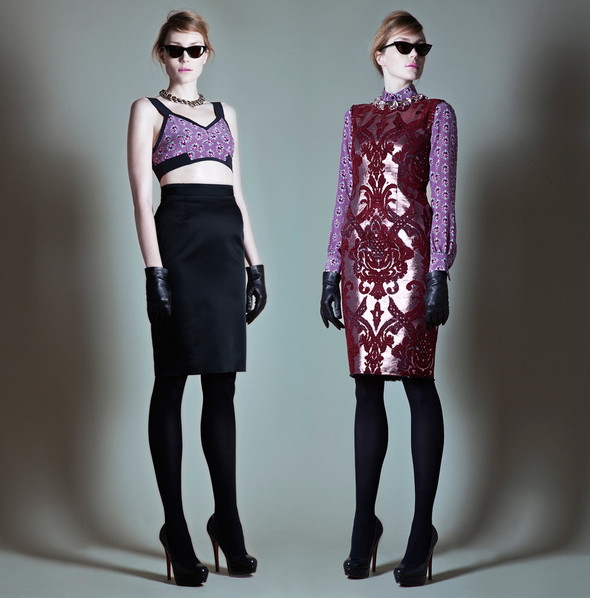 MARCOBOLOGNA FALL WINTER 2012-2013. Изображение № 5.