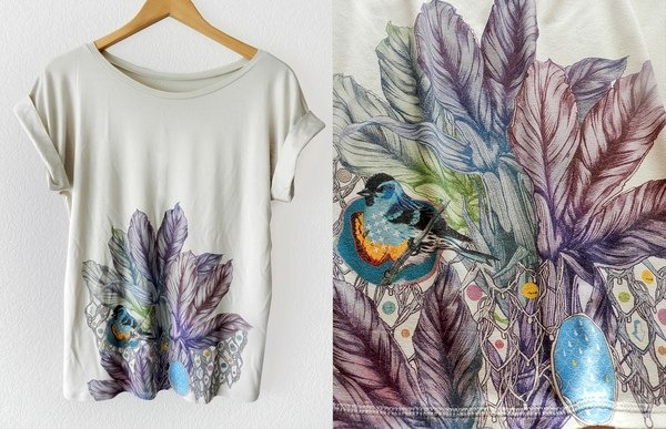 Новая коллекция футболок Bright in You. Изображение № 5.