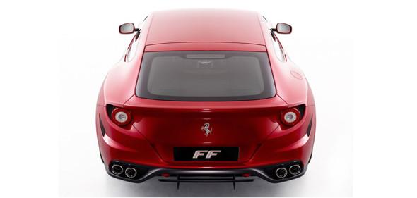 Изображение 2. Ferrari показали новую модель.. Изображение № 2.