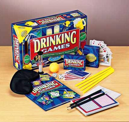 Drinking Games. Изображение № 1.
