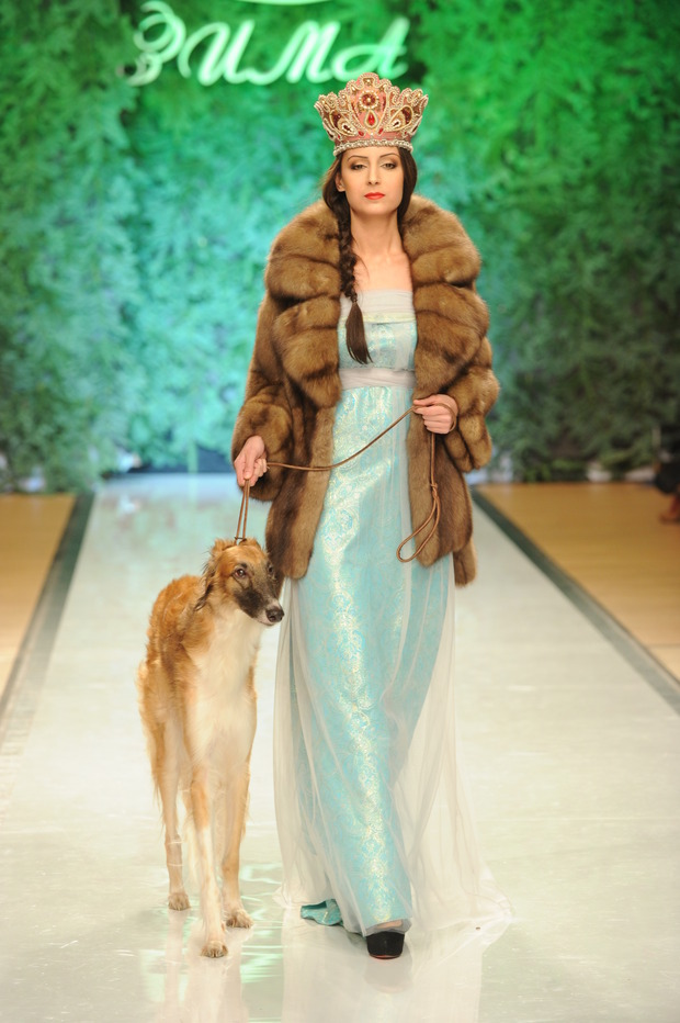 Успешные индастриал-проекты-участники DnN St. Petersburg Fashion Week. Изображение № 2.