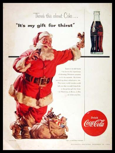 Изображение 59. Coca-cola – История бренда, история рекламы.. Изображение № 59.