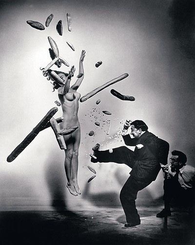 Сюрреализм в фотографии. Изображение № 12.