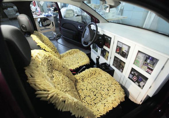 Auto&Design для Renault Twingo. Изображение № 8.