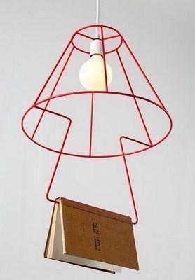 Изображение 2. Вещь: Лампа для чтения книг от Groupa Studio.. Изображение № 2.