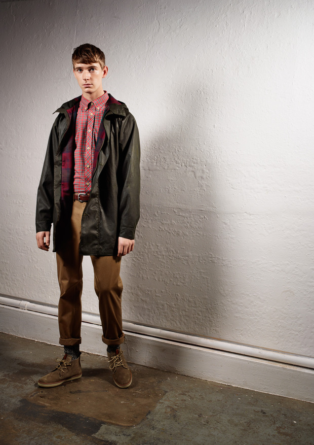 24, 25, 26 Августа      Fred Perry Sample SALE AW12. Изображение № 8.