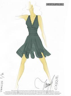 Изображение 4. Балерины в кожаных пачках Игоря Чапурина.. Изображение № 1.