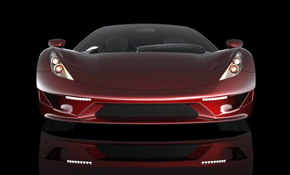 Re: Bugatti Veyron. Изображение № 1.
