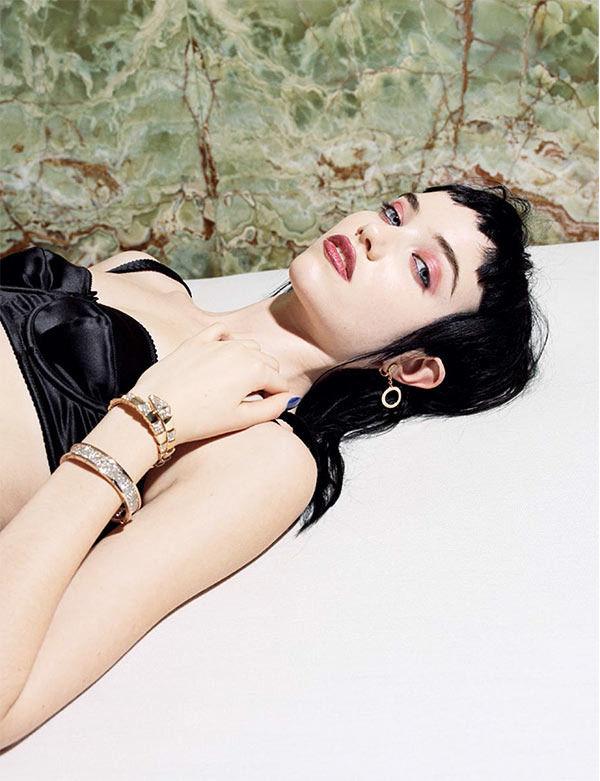 Вышли новые съемки из Lula, The Room, Vogue и других журналов. Изображение № 51.
