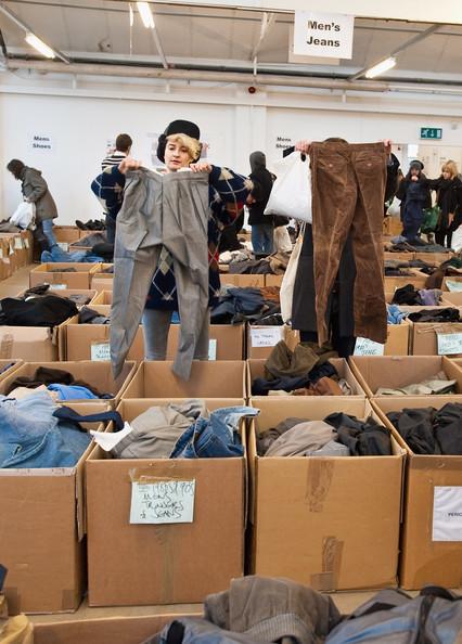 Гигантская распродажа в Лондоне. The End. Изображение № 17.