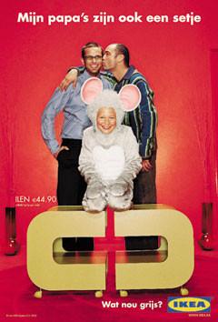 Однополая любовь в рекламе. Изображение № 28.