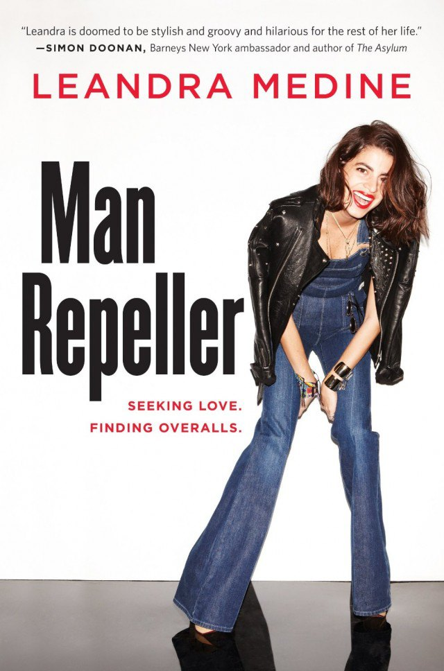 Автор The Man Repeller выпускает книгу. Изображение № 1.