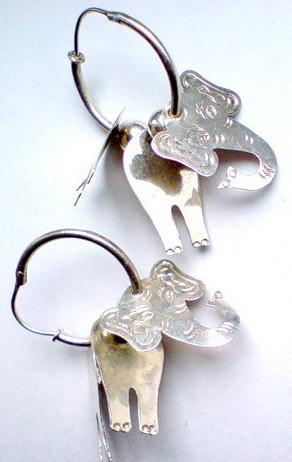 Слоны, слоники и слонопатамы в украшениях. Изображение № 1.
