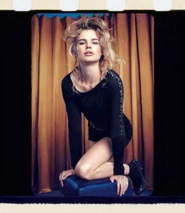 Рекламная кампания Blugirl Fall 2011. Изображение № 23.
