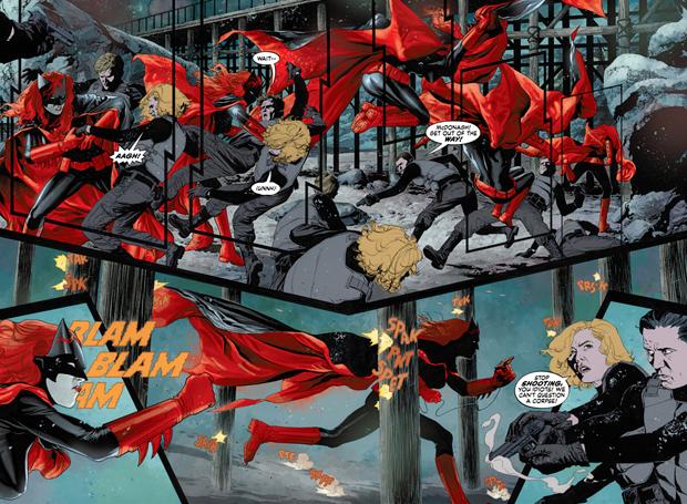 13 комиксов для тех, кто устал от банальных супергероев. Изображение № 9.