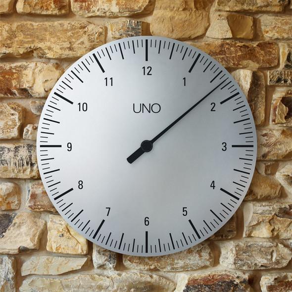 Настенные часы UNO - украшение интерьера со вкусом. Изображение № 1.