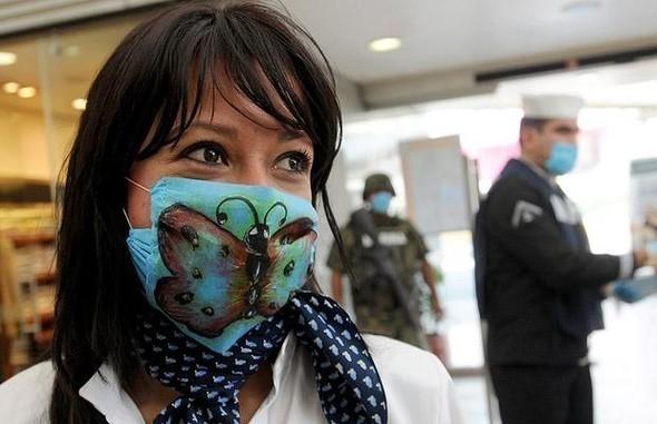 Мексиканцы прошлись юмором по«свиному гриппу». Изображение № 1.