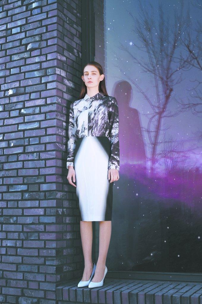 Показана новая коллекция молодого дизайнера Ольги Шурыгиной. Изображение № 17.