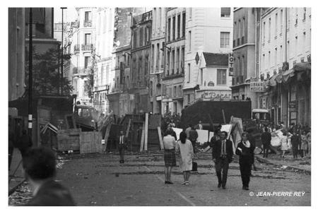 Jean-Pierre Reyвзгляд намай '68. Изображение № 45.