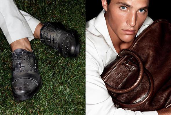 Мужские рекламные кампании: Zara, H&M, Bally и другие. Изображение № 22.