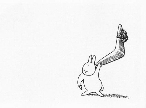 Кролики-самоубийцы(Bunny Suicides). Изображение № 34.
