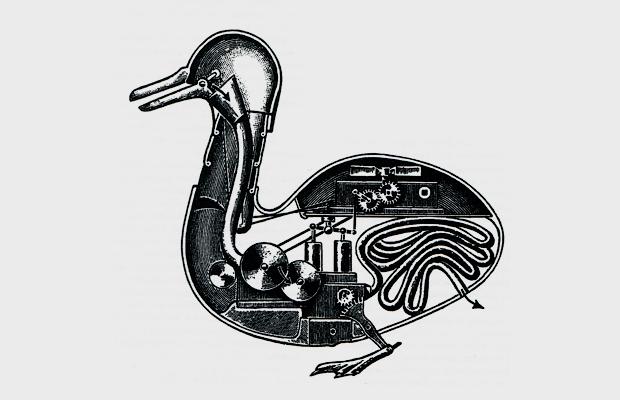 8 роботов, изобретённых до научной революции . Изображение № 7.