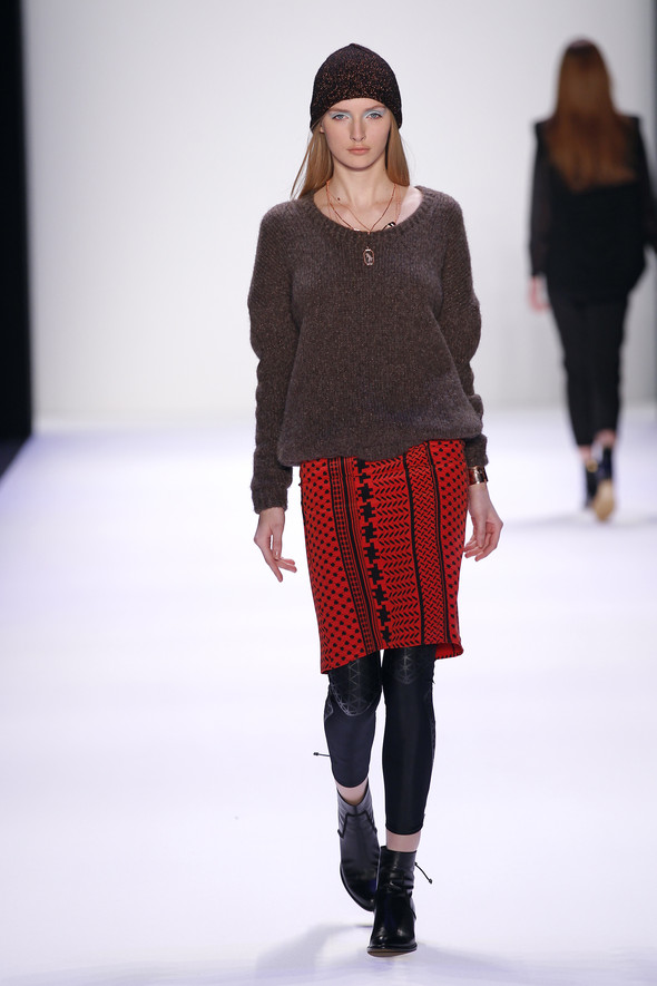 Berlin Fashion Week A/W 2012: Lala Berlin. Изображение № 26.