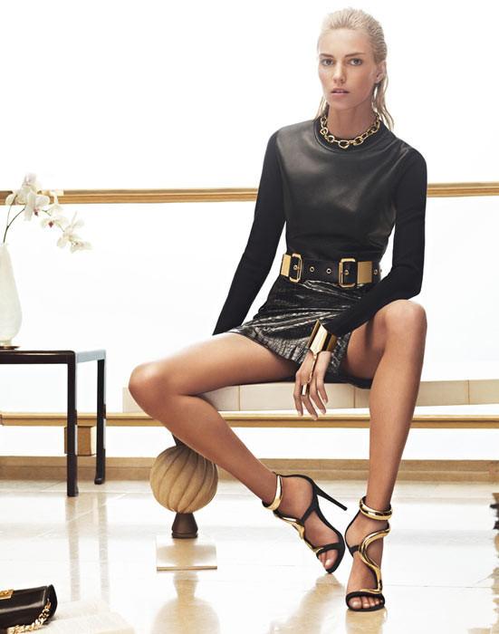 Кампании: Balenciaga, Celine, Dolce & Gabbana и другие. Изображение № 29.