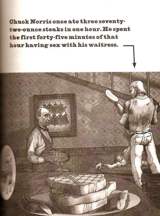 400 фактов овеличайшем человеке всех времён инародов. Изображение № 9.