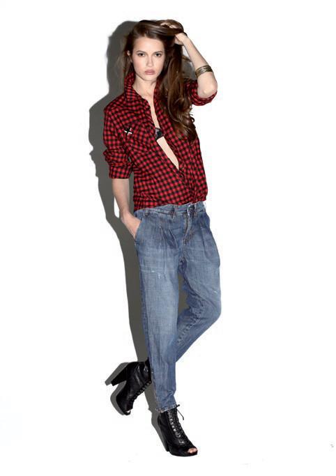 2 Men Jeans, Two Women In The World – идеальная пара найдена. Изображение № 5.