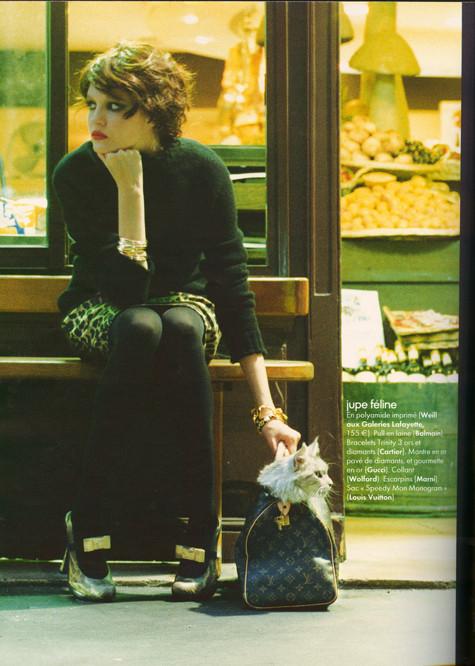 Les nuits fauves, Elle octobre 2009. Изображение № 8.