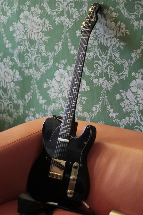 Гитара Fender Telecaster 1986 года. Изображение № 34.