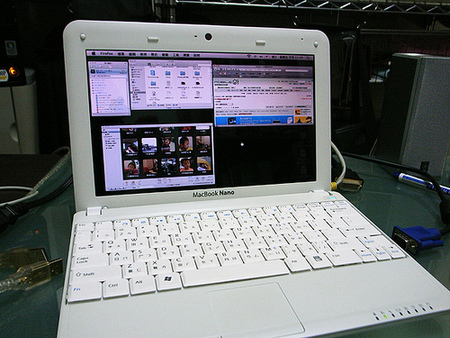 ВСети появились фото MacBook Nano!. Изображение № 2.