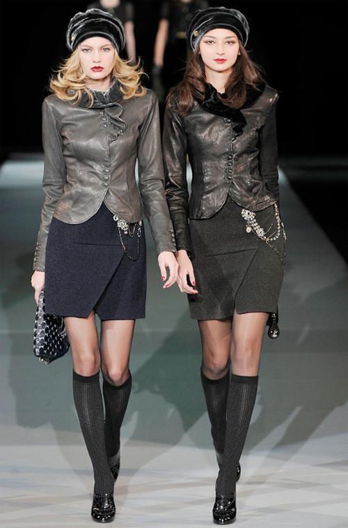 Milan Fashion Week. Вопрос цвета. Изображение № 7.