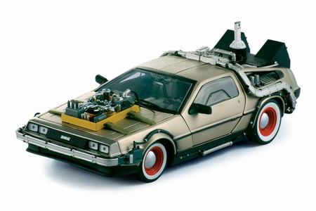 DeLorean – человек иавтомобиль опередившие время. Изображение № 1.