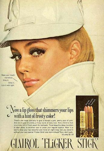 Изображение 31. Мода 60х: макияж.. Изображение № 31.